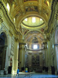 Inside a Roman Church, Rome Miscellaneous