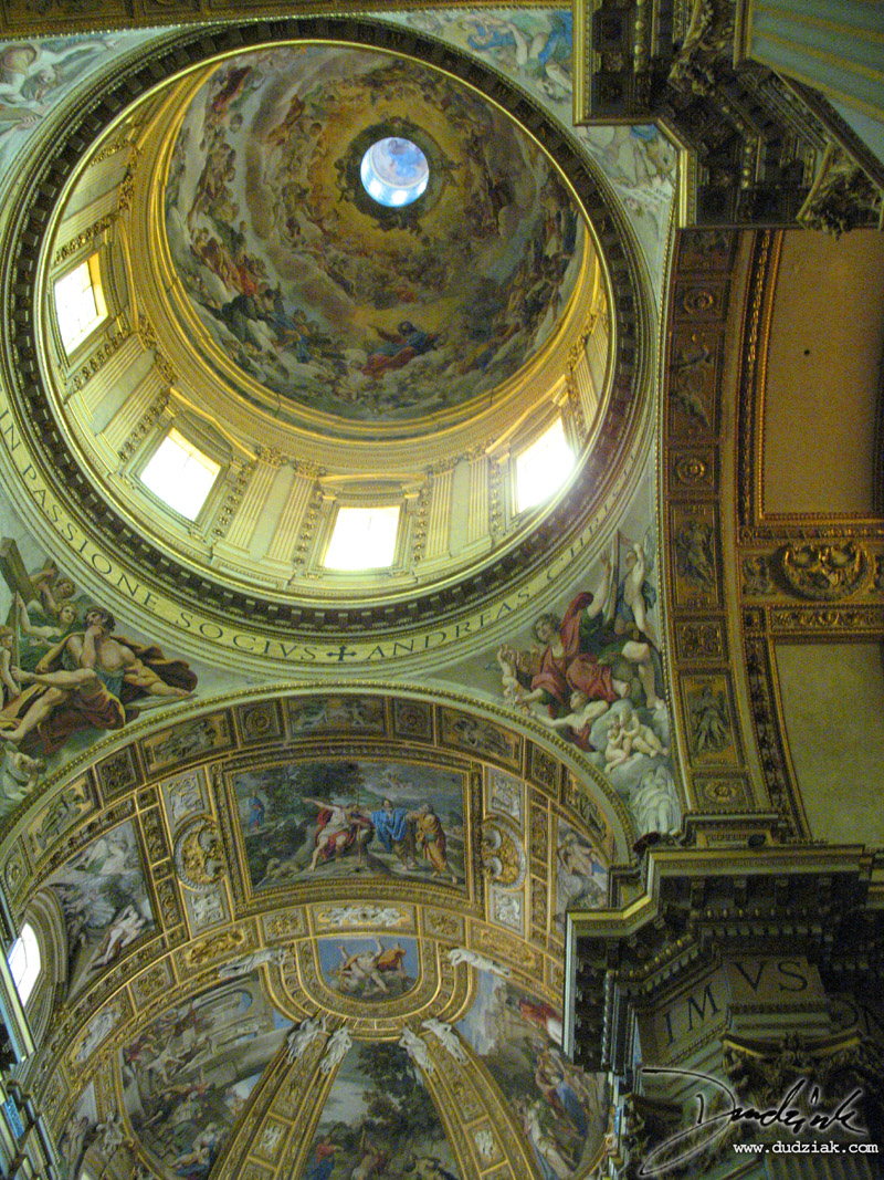 Italy,  Church,  Dome,  Roma,  Rome