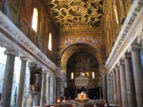 Santa Maria in Trastevere Interior, Rome Miscellaneous