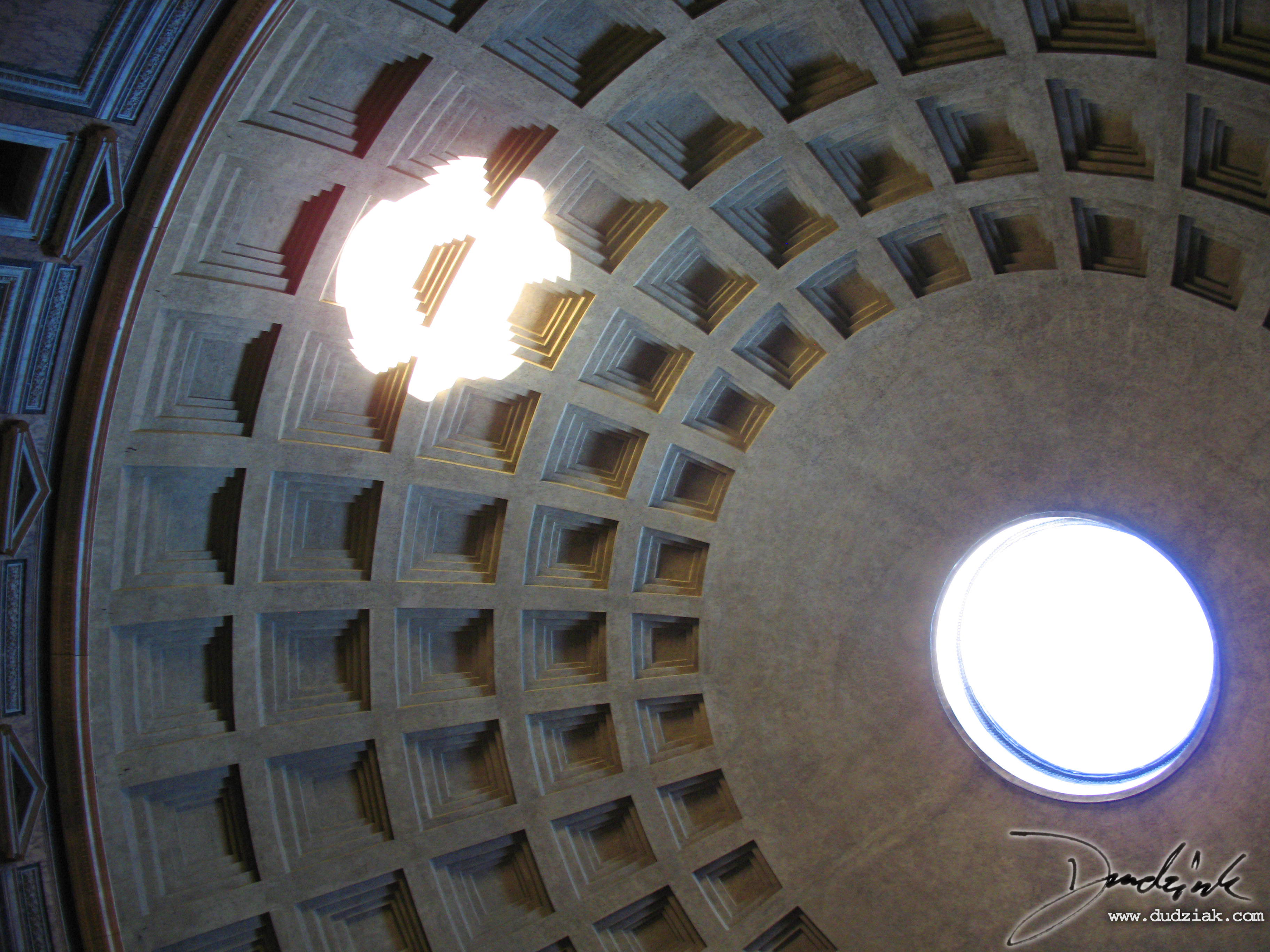 Roman Pantheon,  Roma,  dome,  Rome,  Italy,  Ancient rome