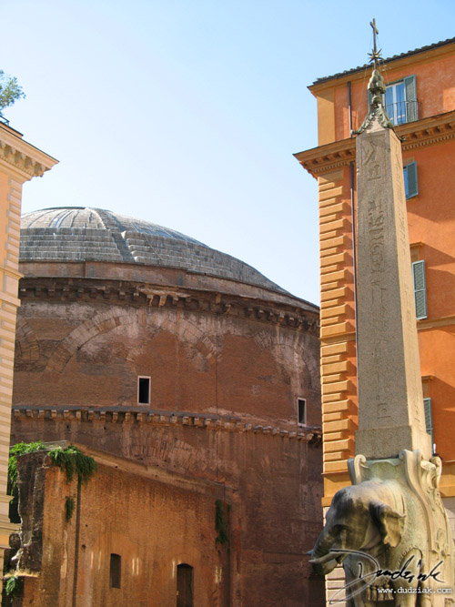 Italy,  Roman Pantheon,  Roma,  Rome,  Ancient rome