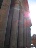 Pantheon in the Sun