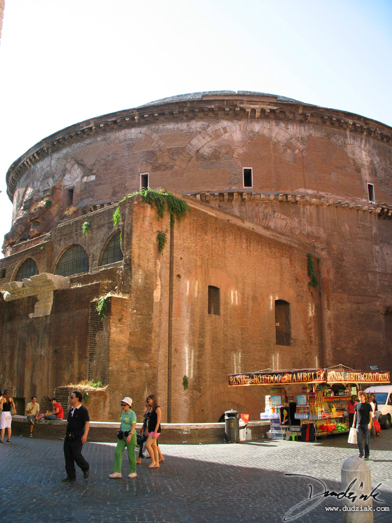 Roma,  Roman Pantheon,  Ancient rome,  Rome,  Italy