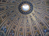 Saint Peter's Dome, Vatican City