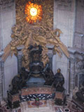 The Chair of Saint Peter