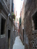 Calle Maggioni Looking South, Venice, Italy